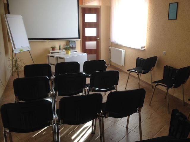 Koolitusruum Tartus