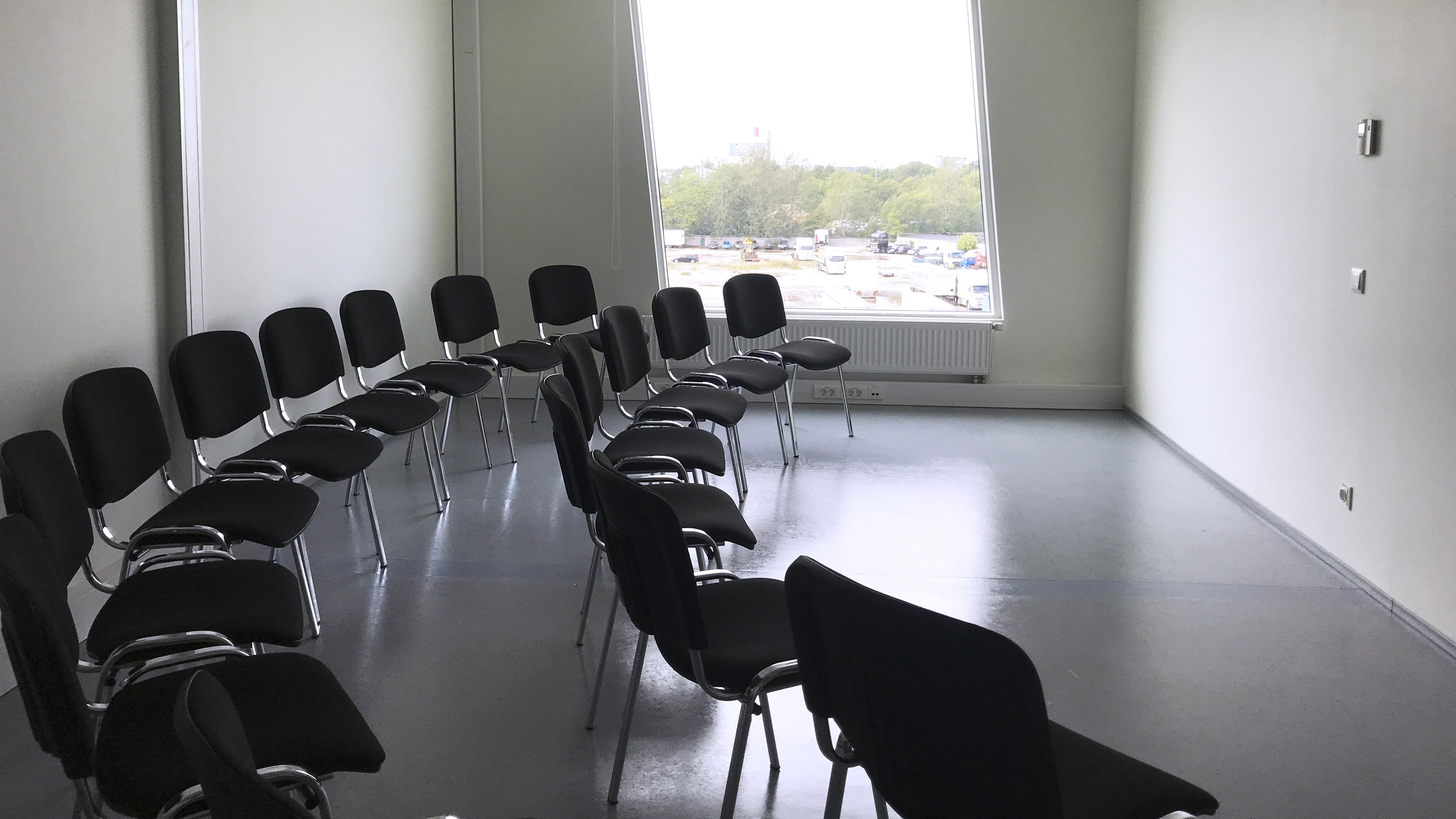 Väike koolitusruum Tallinnas vaid 10 min kaugusel südalinnast