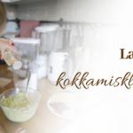 Laste kokkamisklubi Tallinnas ja Tartus