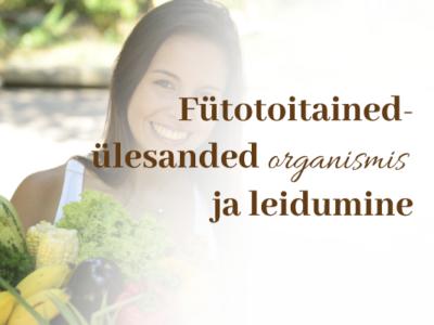 Fütotoitained