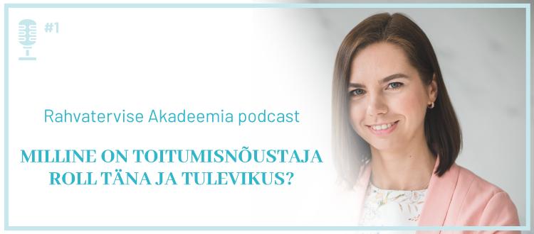 Rahvatervise Akadeemia podcast