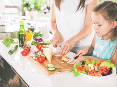laste kokkamine